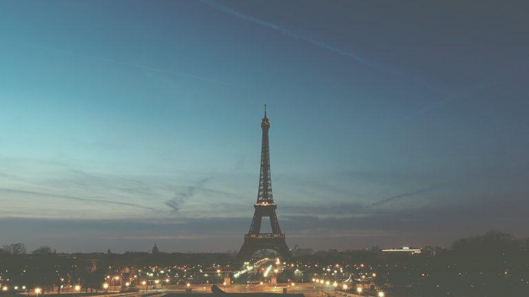 פריז - מגדל אייפל